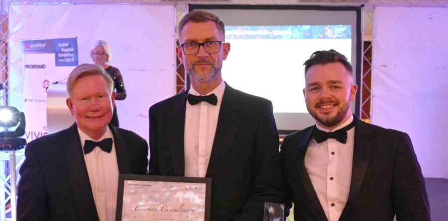 Auditel in Suffolk wins award for achieving highest customer savings.