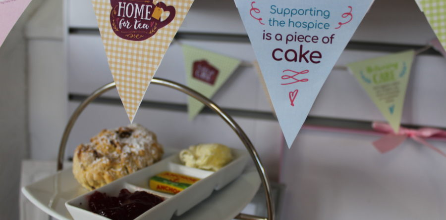 Supporting your local hospice is a piece of cake