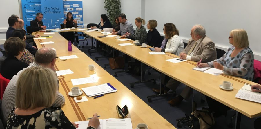 Workplace Training & Development Commission: strong Suffolk involvement secured