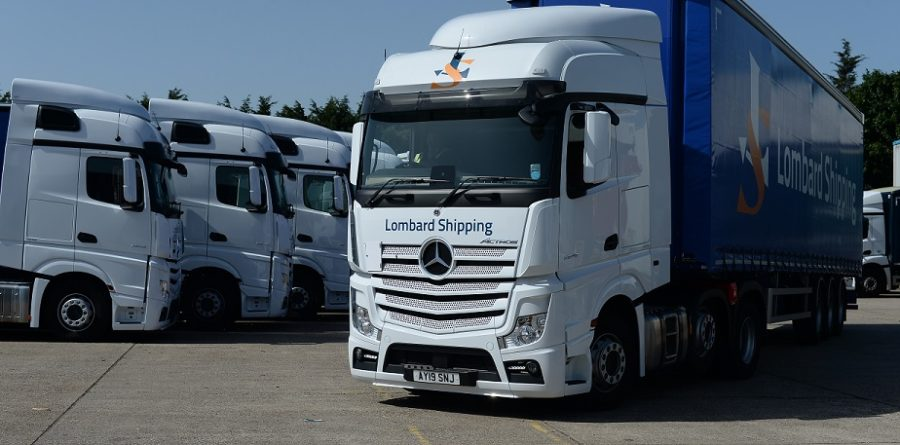 Lombard Shipping Plc. Joins 700 UK Logistics Businesses To Offer Emergency Delivery Service