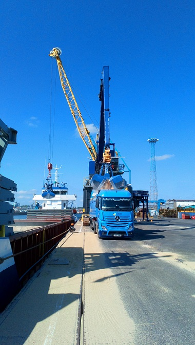 Port of Ipswich is keeping Suffolk trading through Covid 19 crisis