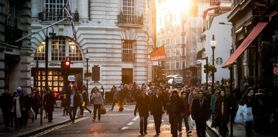 Does Summer mean the return of British retail?