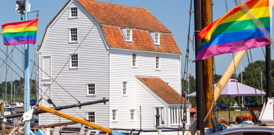 Woodbridge Tide Mill Museum is re-opening
