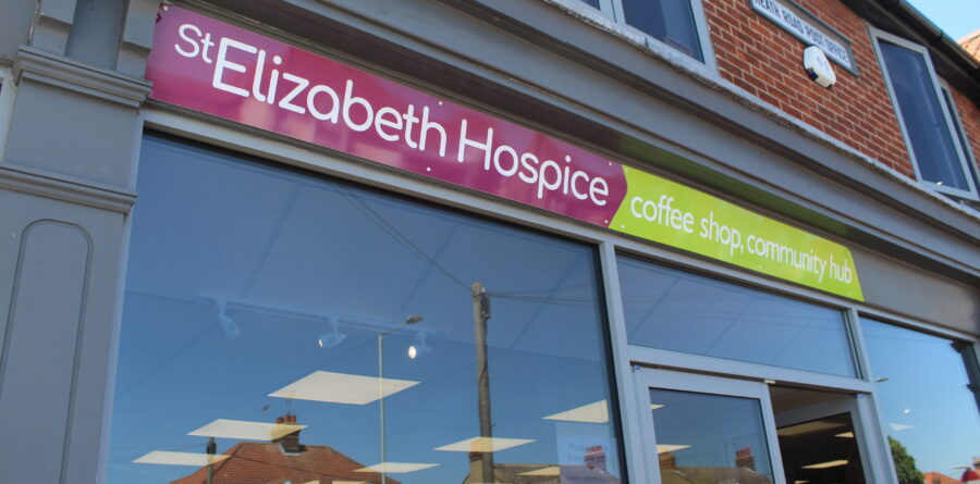 St Elizabeth Hospice begins phased re-opening of charity shops across the region