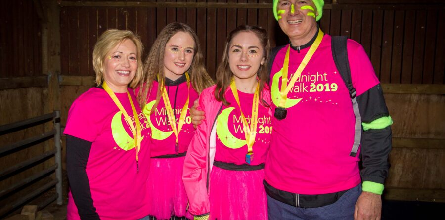 St Elizabeth Hospice's Midnight Walk Returns with a Virtual Twist