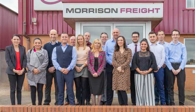 Suffolk freight forwarder is stronger than ever as staff return to office
