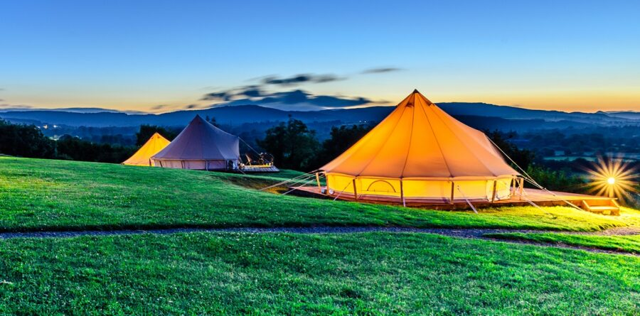 Director of SimpleClick to give seminar at UK's biggest Glamping Show