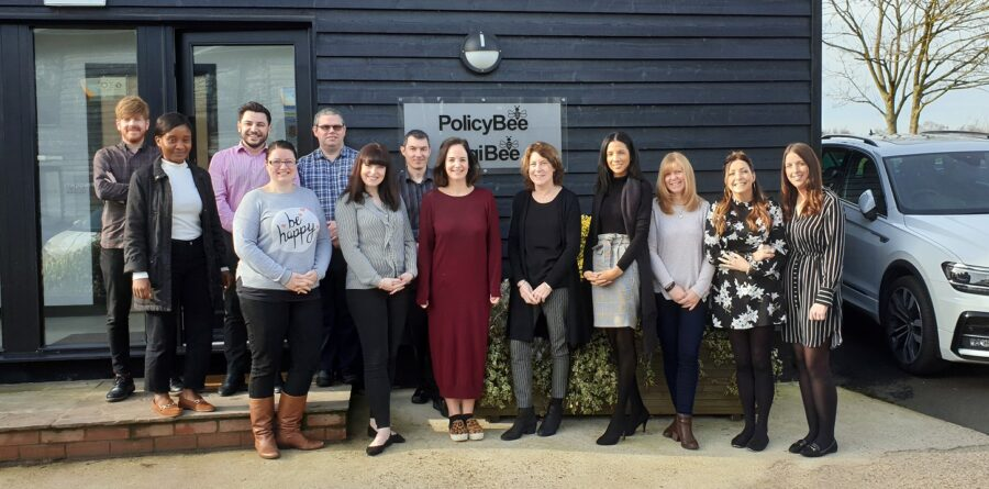 Ipswich's PolicyBee named one of top 100 tech companies in the region