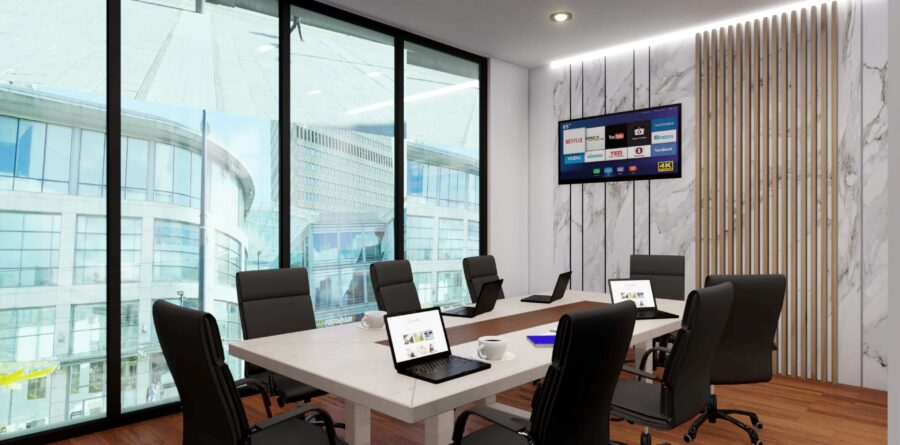 Free office space, broadband and more for fledgling businesses