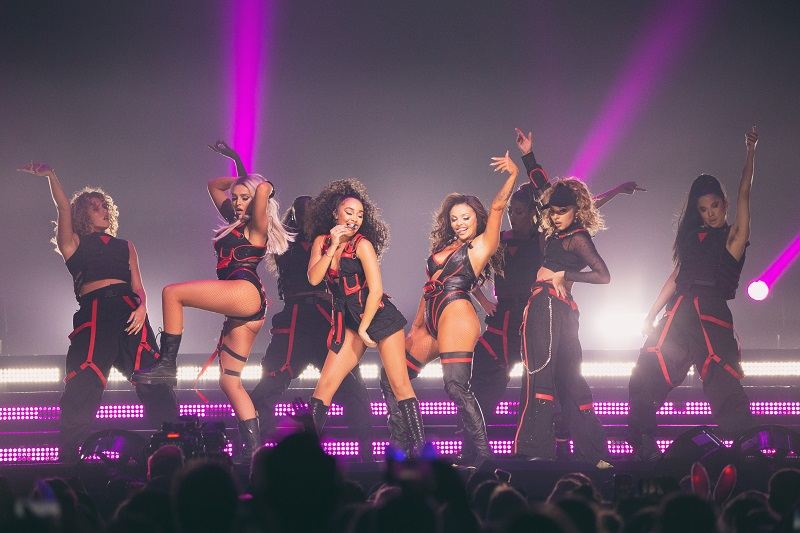 World's biggest girl band – Little Mix to hit the big screen at Vue