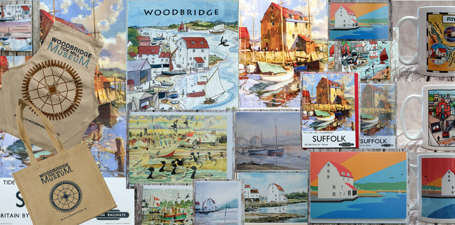 Woodbridge Tide Mill Museum opens online Gift Shop