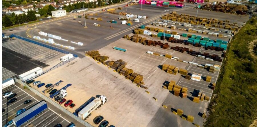 New lease for Express Freight Services Ltd  at Port of Ipswich