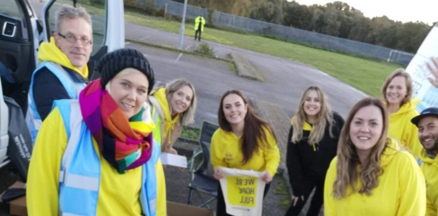Give Hope At Christmas Through New Appeal