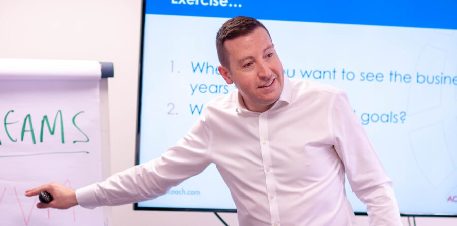 Business Coach Philip Budd reflects on a challenging year that saw his growth programme clients achieve 44% uplift in income