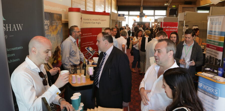 Anglia Business Exhibition 2021 will still go ahead with new date