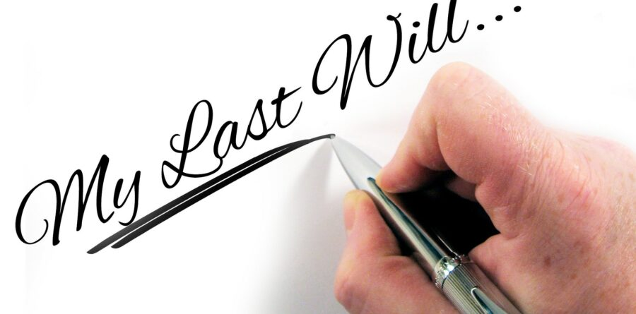 6 Reasons why its important to make a Will – which one is yours?
