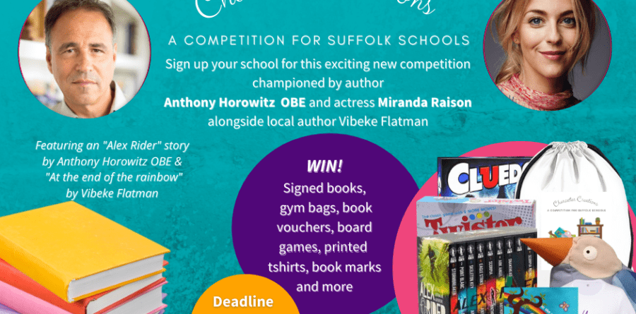 Special Suffolk Primary School literacy based competition