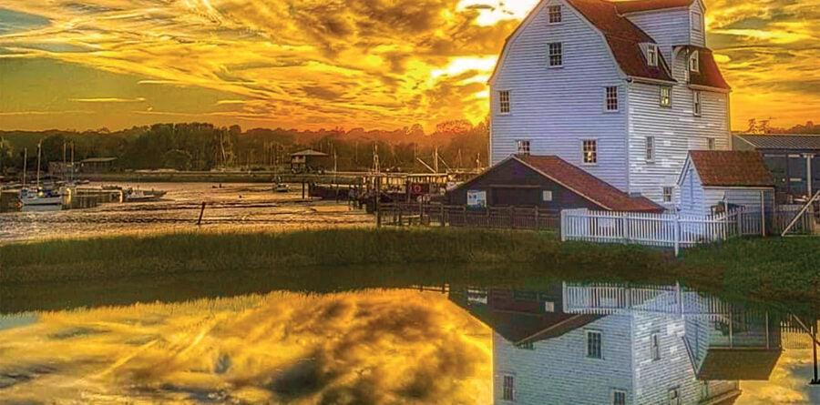 Woodbridge Tide Mill Museum announces the launch of Photo Competition 2021