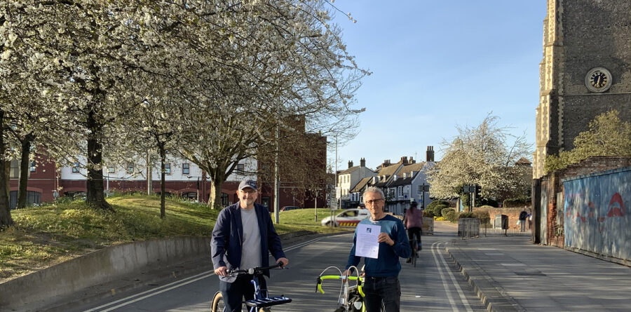 New Cycling and Walking Charter looks to get Ipswich active