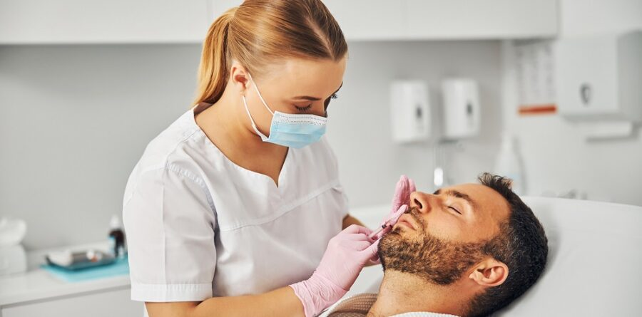 Demand for cosmetic treatments soars ahead of face-to-face meetings this summer