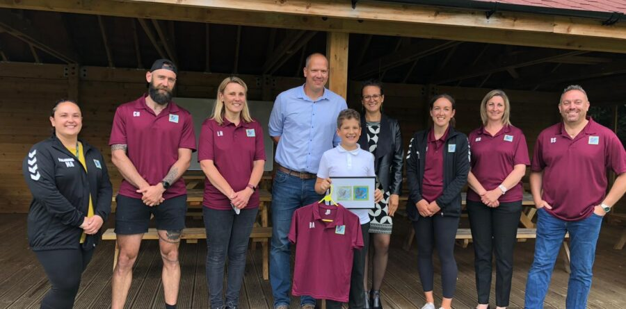 Community Sports Initiative Supported by Regional Training Company