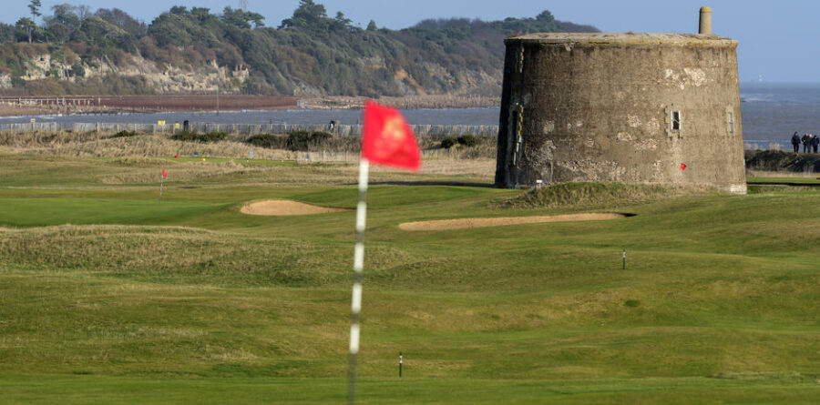 Felixstowe port users announce main sponsor for their charity Golf Day