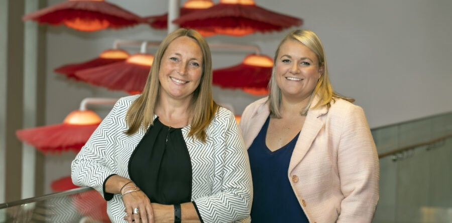 Award-winning communications agency promotes from within to take the business forward